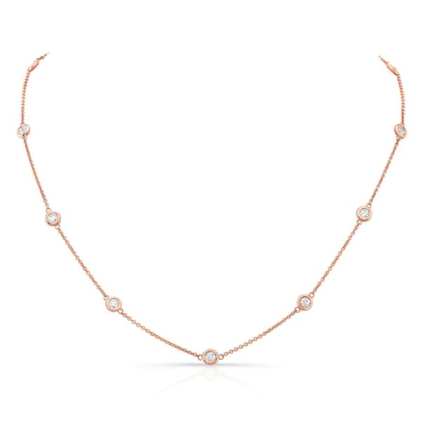 Jacklin Diamond Necklace