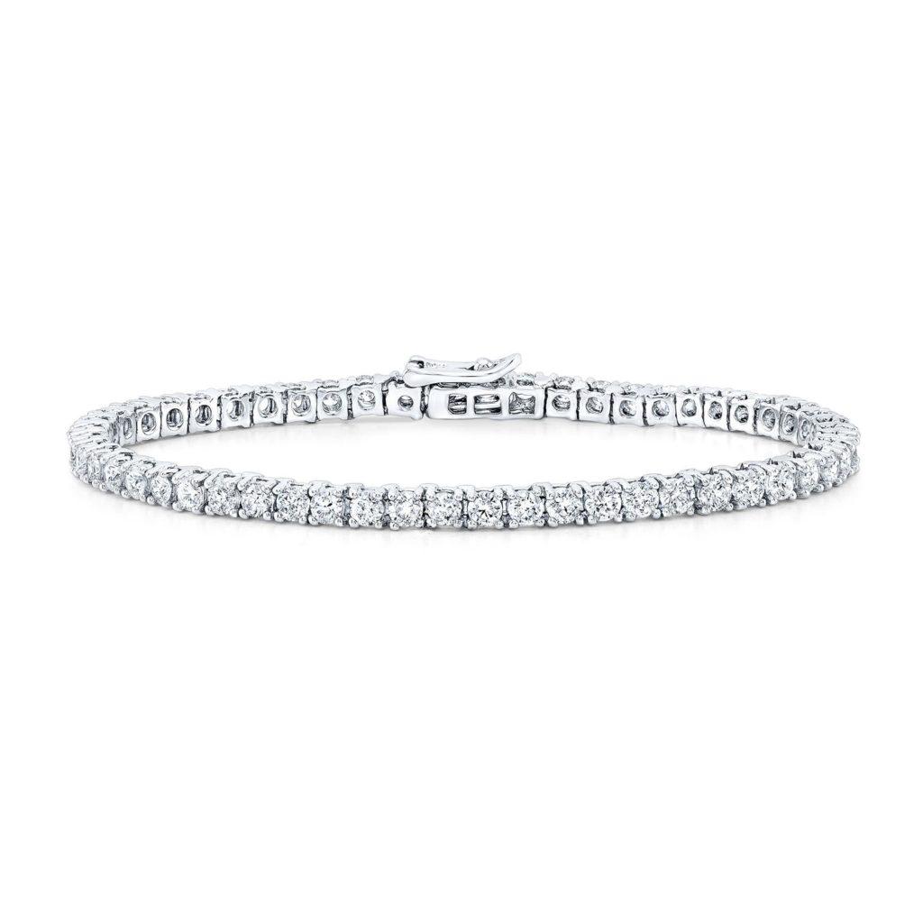 Elizabeth 4.58ct. Diamond Tennis Bracelet