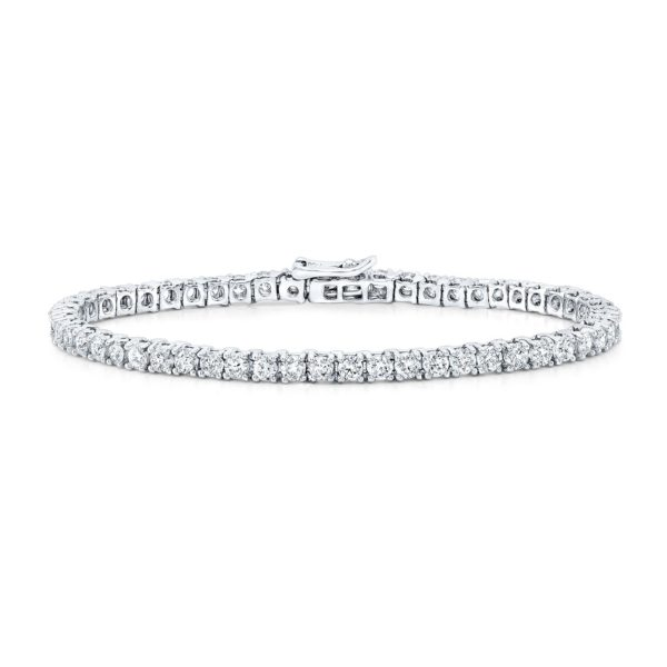 Elizabeth 4.58ct. Diamond Tennis Bracelet