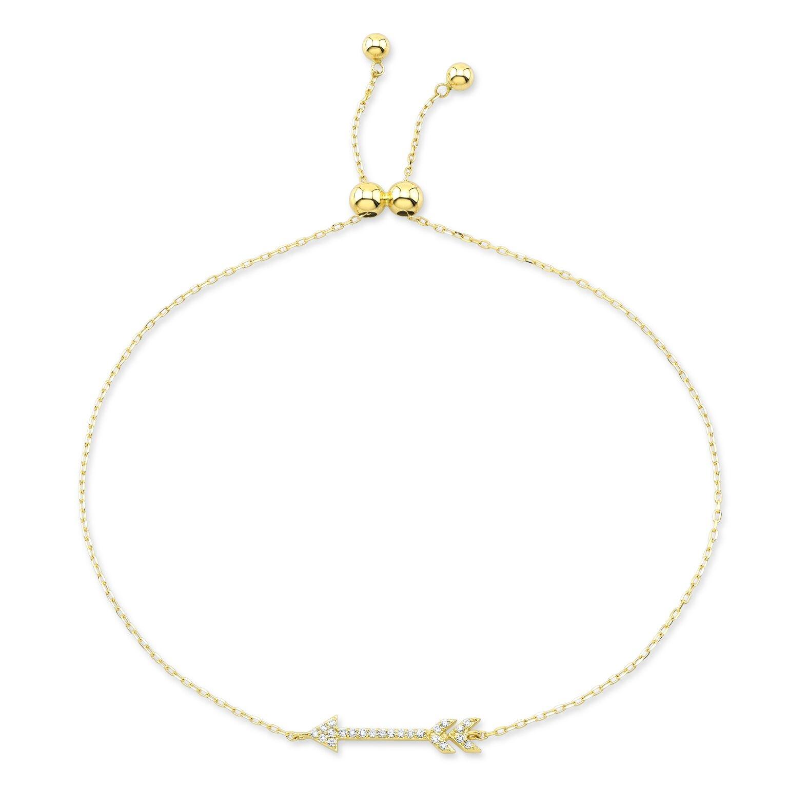 Diamond Arrow Bracelet