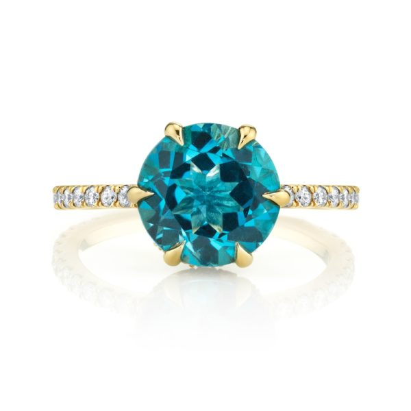 June Blue Topaz