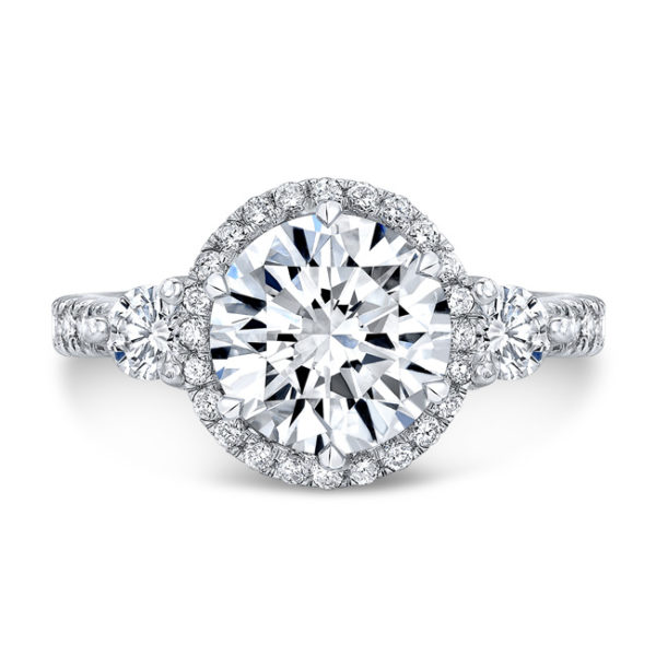 Nicole Diamond Ring