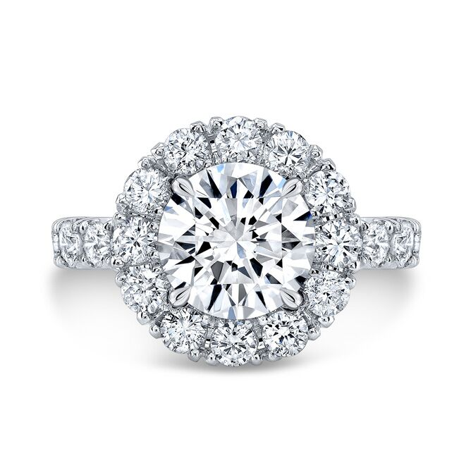 Mena Diamond Ring
