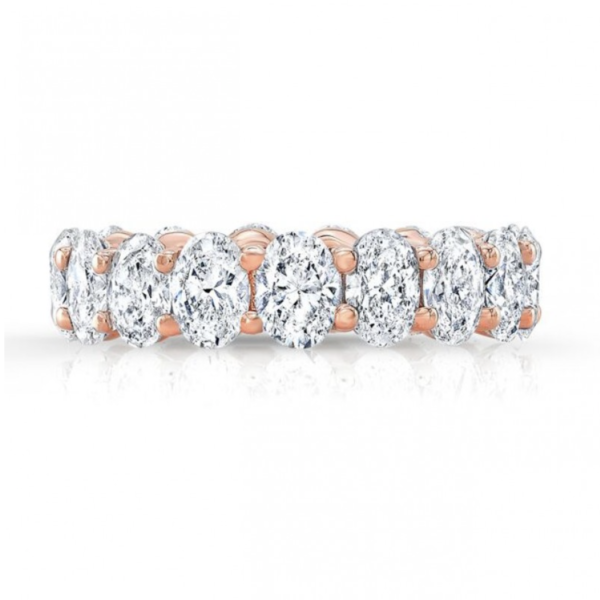 Blake Moissanite Ring