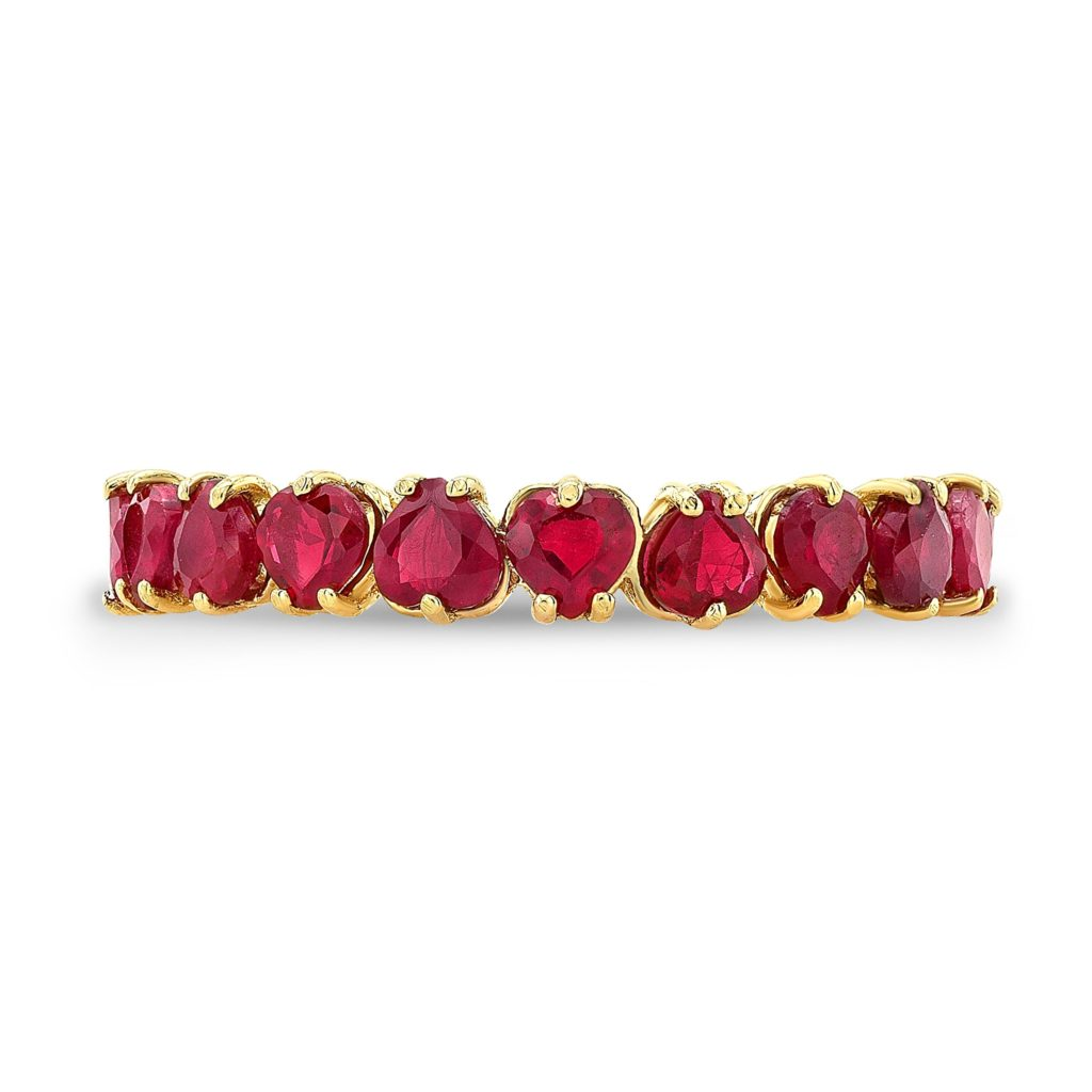Lovie Ruby Ring