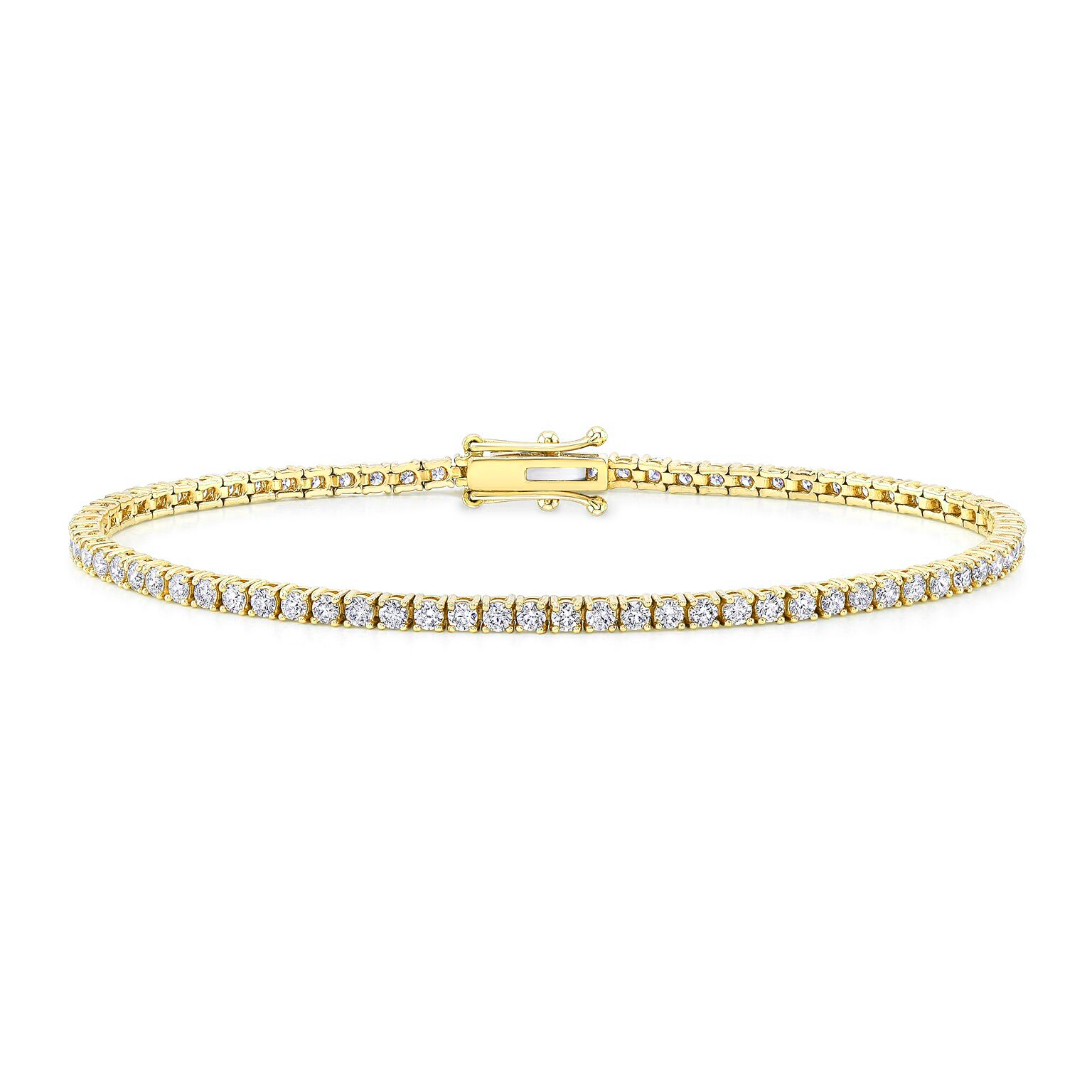 Charlize 2.32ct. Diamond Tennis Bracelet