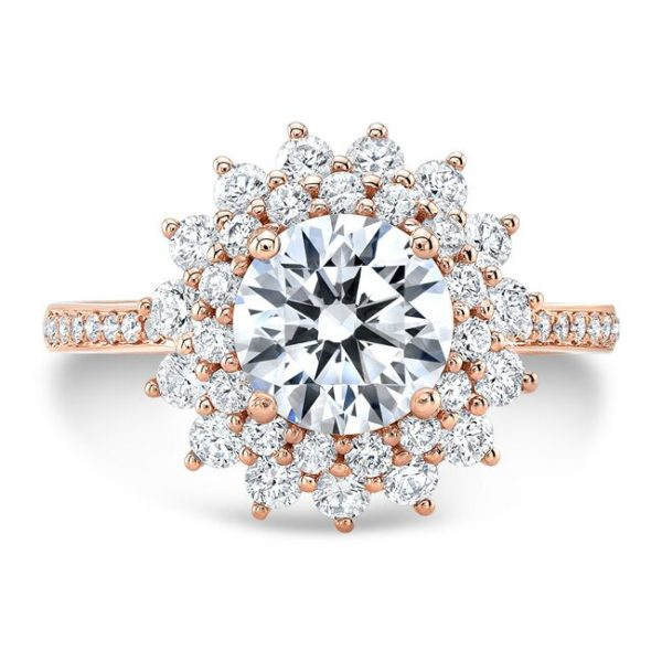 Lily Diamond Ring