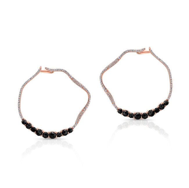 Drida Hoop Earrings