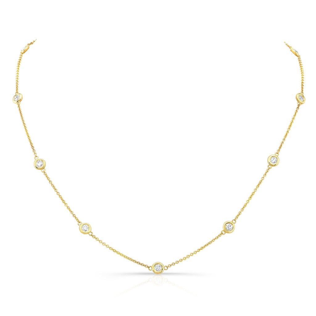 Jacklin Diamond Necklace
