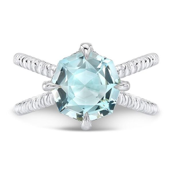 Octagon Aquamarine