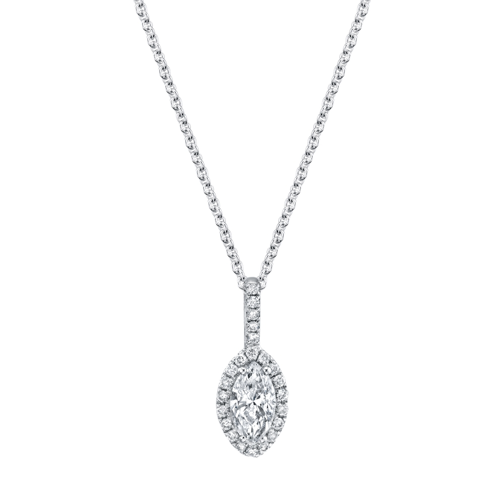 Emily Diamond Necklace