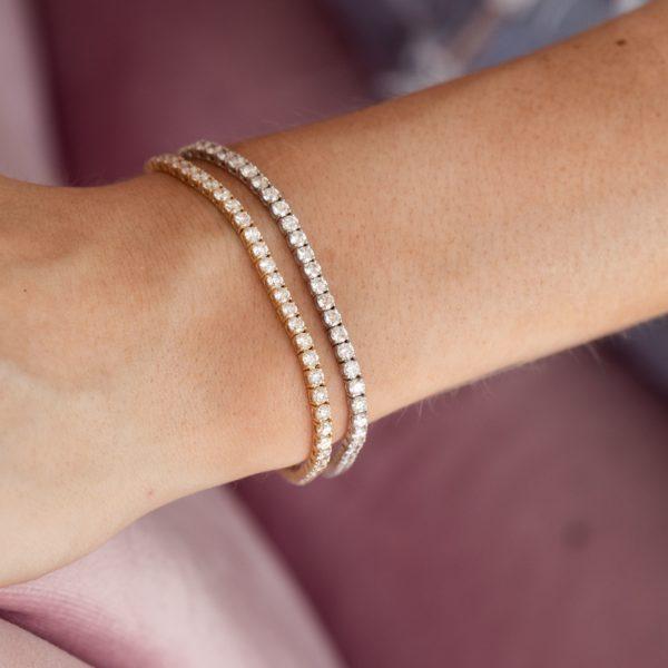 3.64ct. Diamond Tennis Bracelet