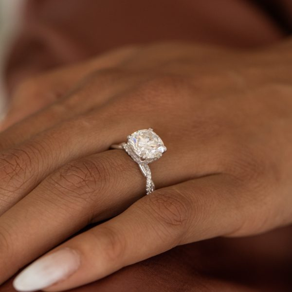 The Sonia Moissanite