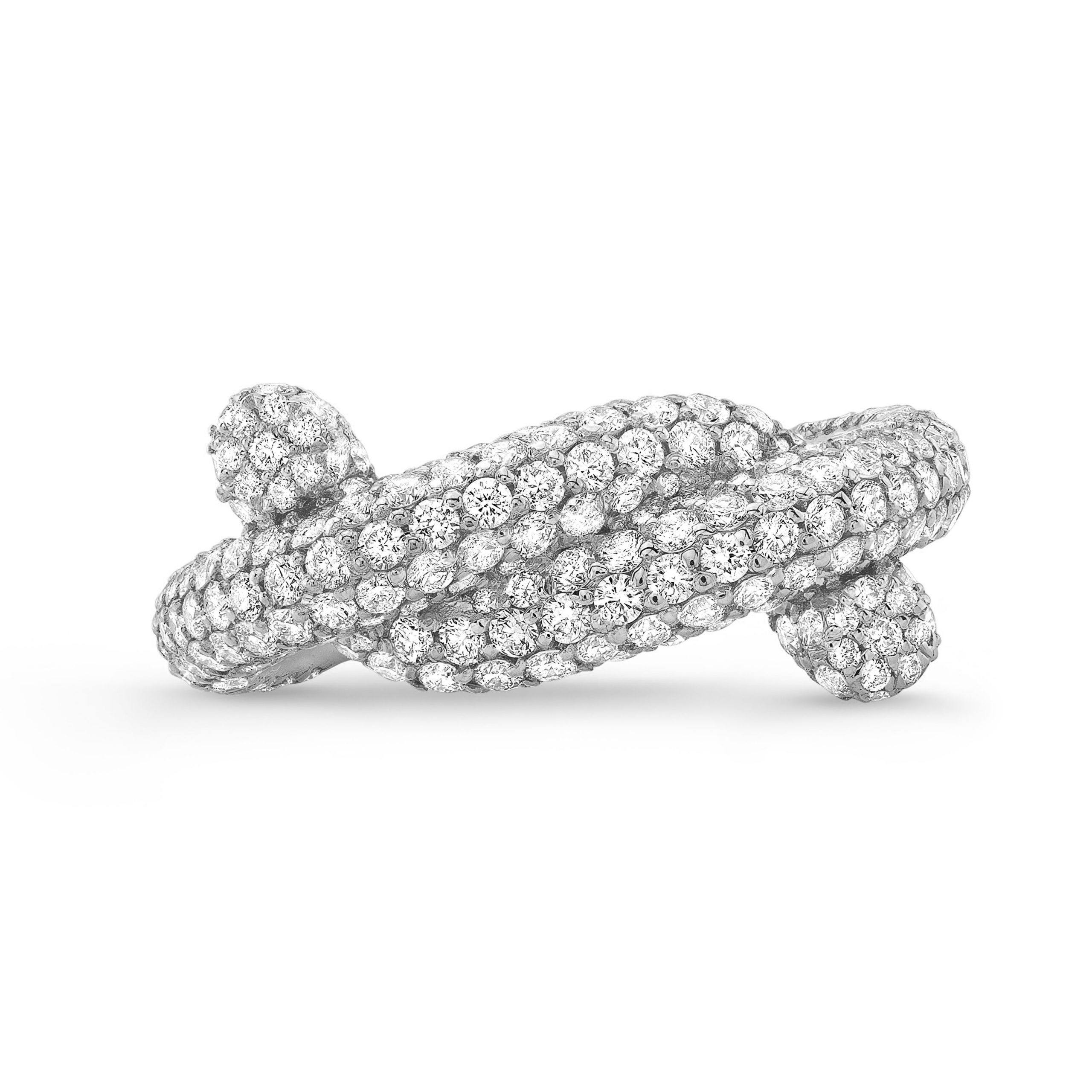 Diamond Knot Band