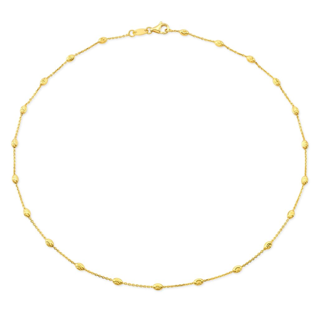 Amalfi Moon Cut Choker