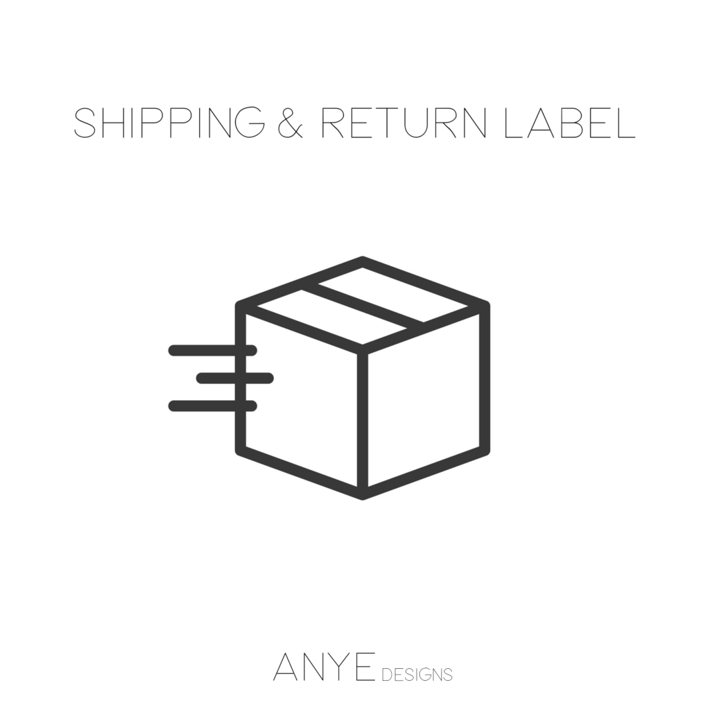 Shipping & Return Label