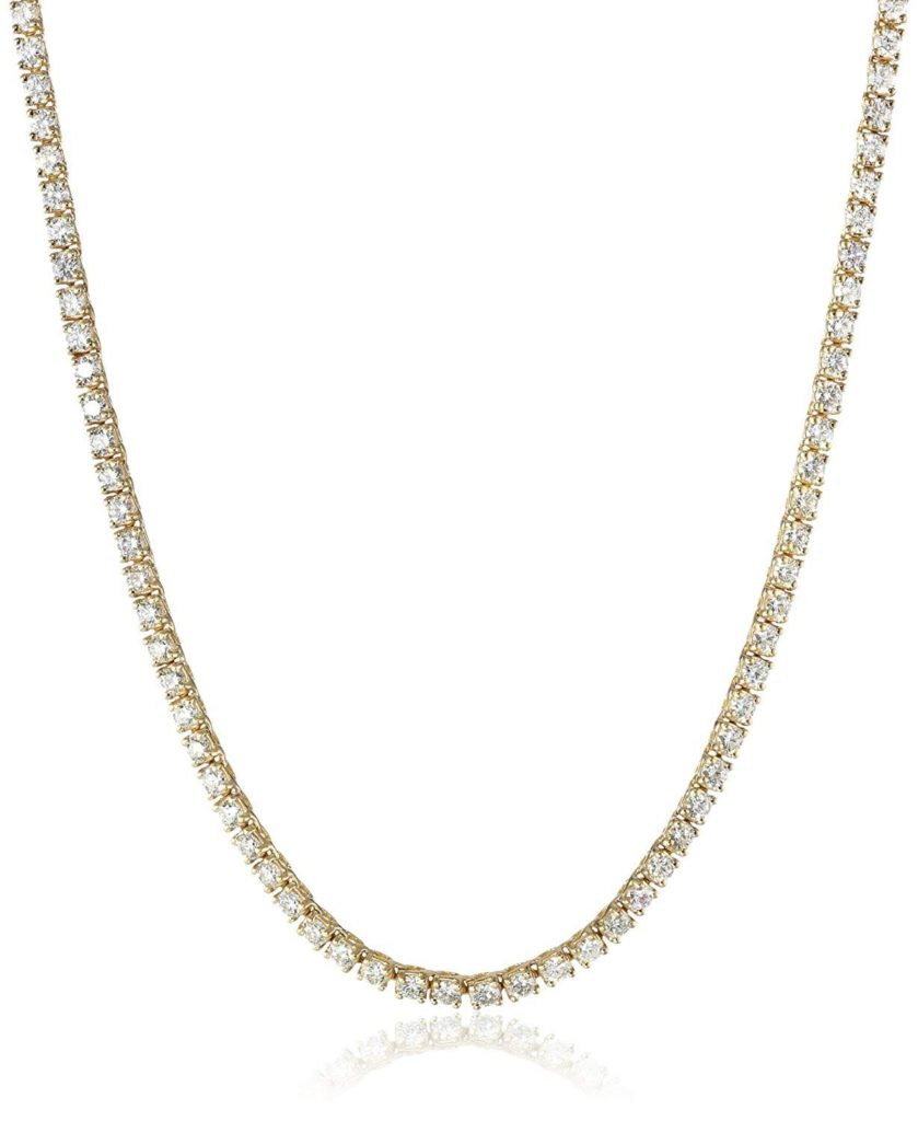 1.9mm Diamond Tennis Necklace