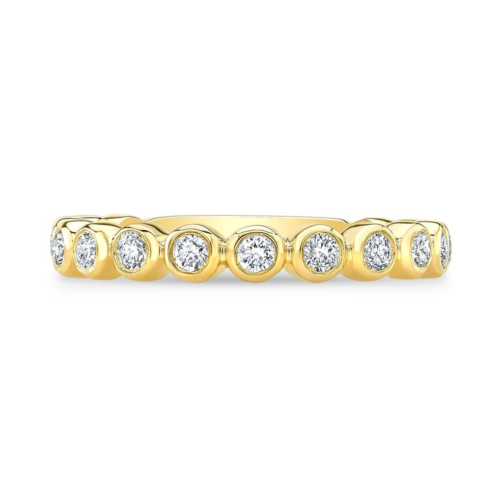 Diamond Bezel Ring