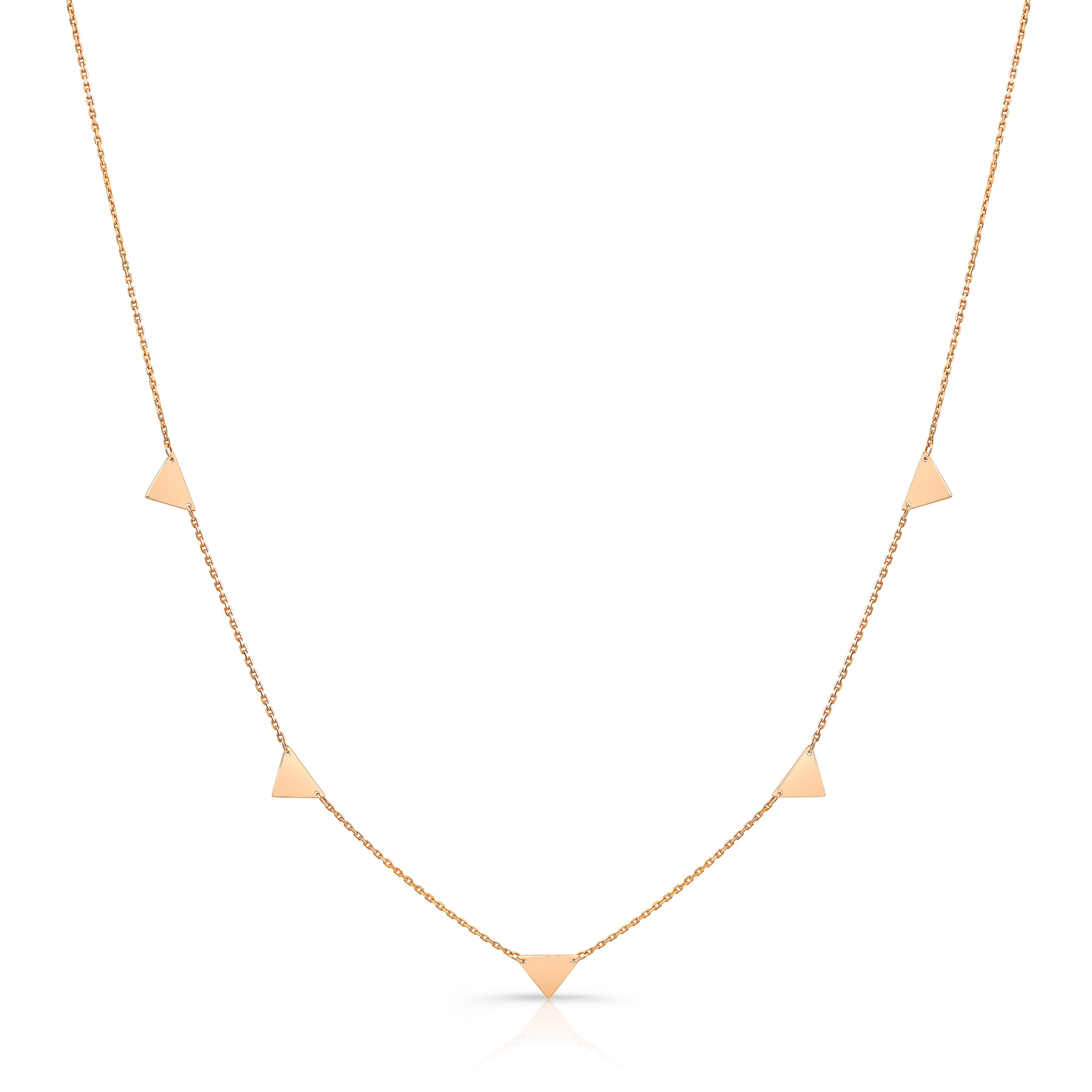 Distance Triangle Choker