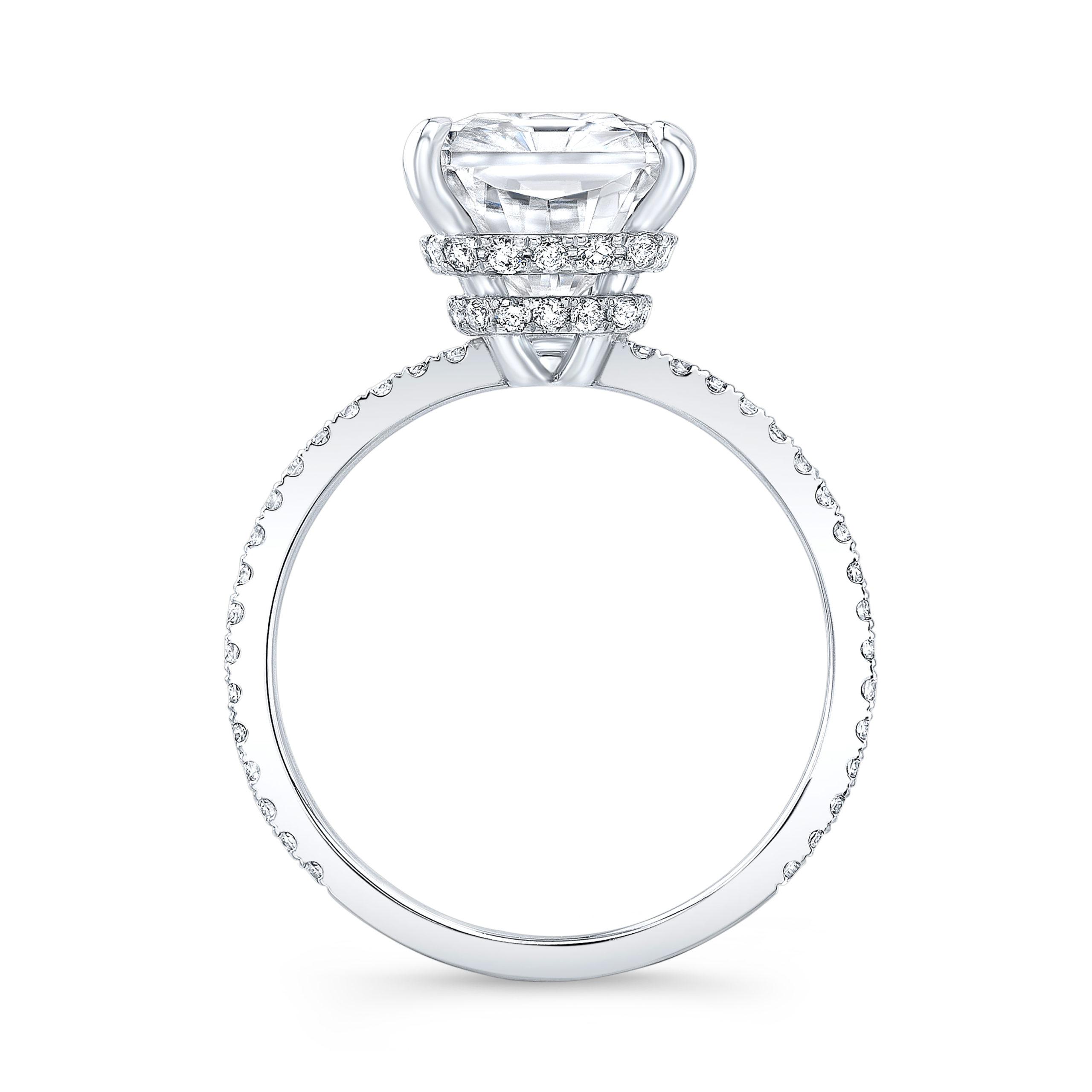 1.0″ Diamond Hoops