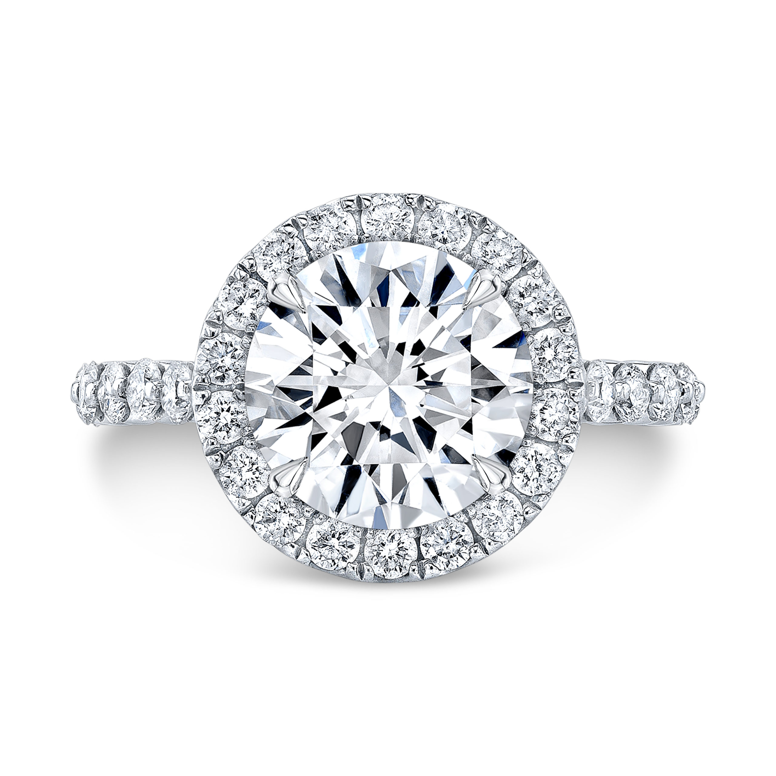 The Lexington Moissanite