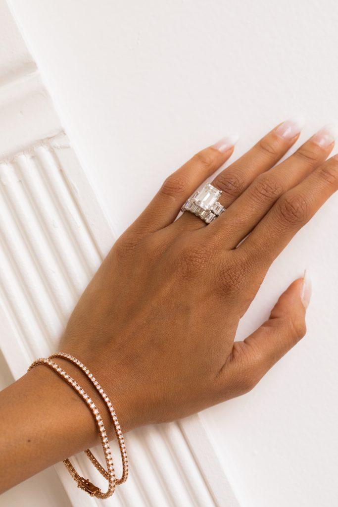 The Dagmara Emerald Ring