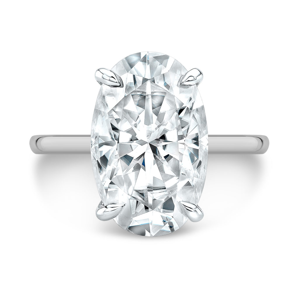 The Manhattan Moissanite