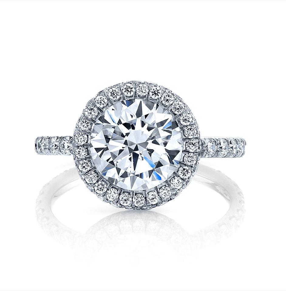 Trini Round Diamond