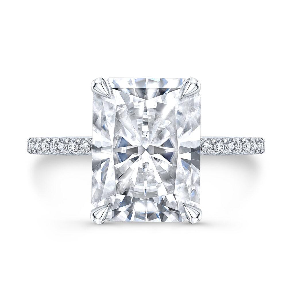 Allie Radiant Lab Diamond