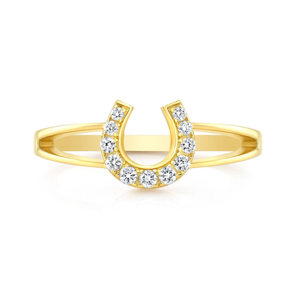 Horseshoe Ring